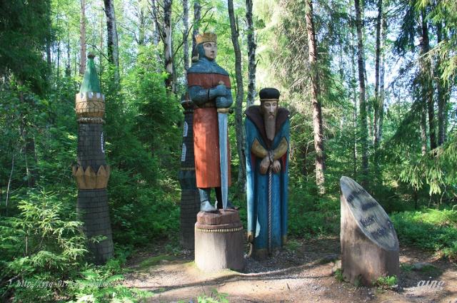 游走俄罗斯27 曼德罗格2-动物园