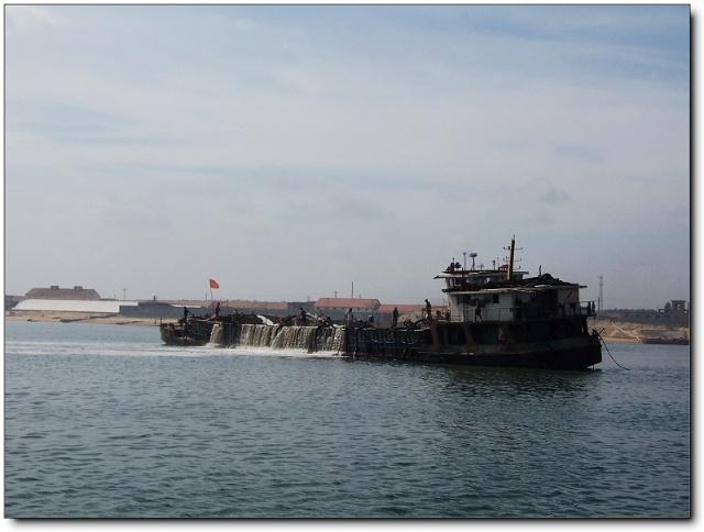 山东龙口桑岛,一个生活着八百户渔家