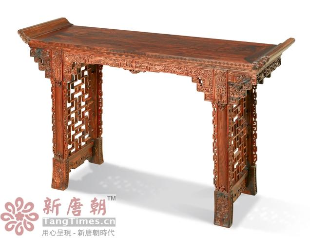 青岛新唐朝 精品红木家具
