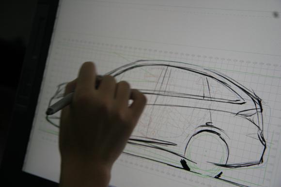 人人都能成为汽车设计师 通用泛亚设计中心体验之旅
