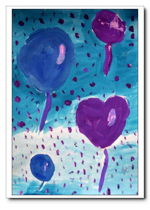 四年级冷色的画_冷色与暖色图片展示_冷色与暖色相关图片下载