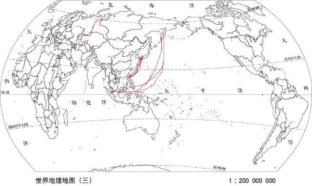 塞班 关岛地图