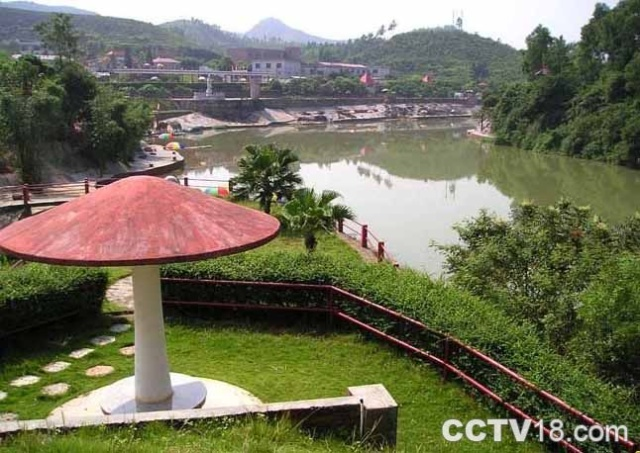 兴宁合水水库风景区