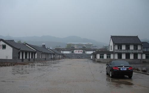 丹东市大梨树风景区