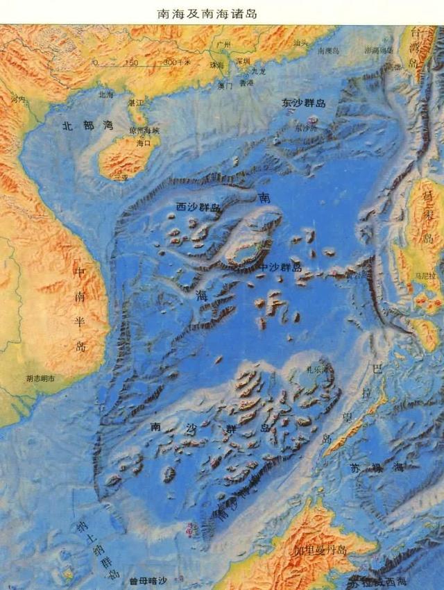 【转】东南亚小国偷采南海石油触目惊心 南沙被侵占岛礁一览表
