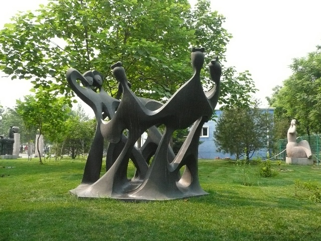 北京国际雕塑公园剪影(续)