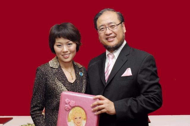 玫琳凯(中国)诞生第48位首席经销商方英