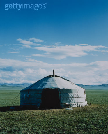 蒙古族木桶手工作做视频