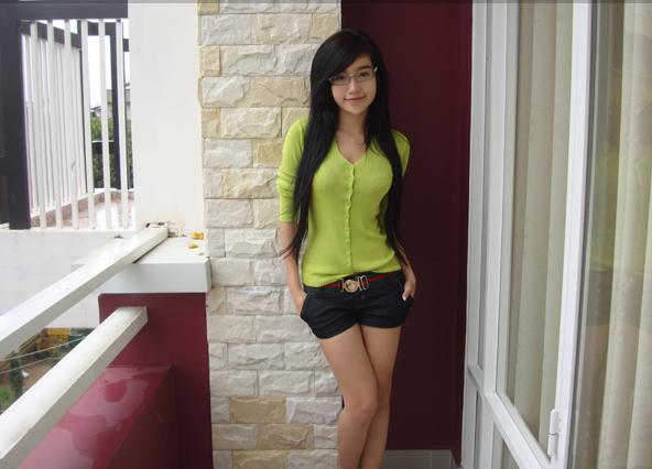 中国 越南/在这非常感谢网友们对于越南美女Elly的关注。