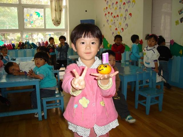 小班手工 水果娃娃-合肥亳州路幼儿园-搜狐博客