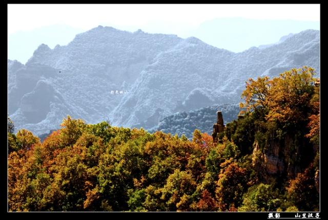 刘晓宏2009年10月摄于中国山西长治武乡板山风景区 (共16片)