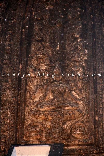 缅甸-烟云中的佛塔-蒲甘-大金塔上的黄昏-纹身-搜狐