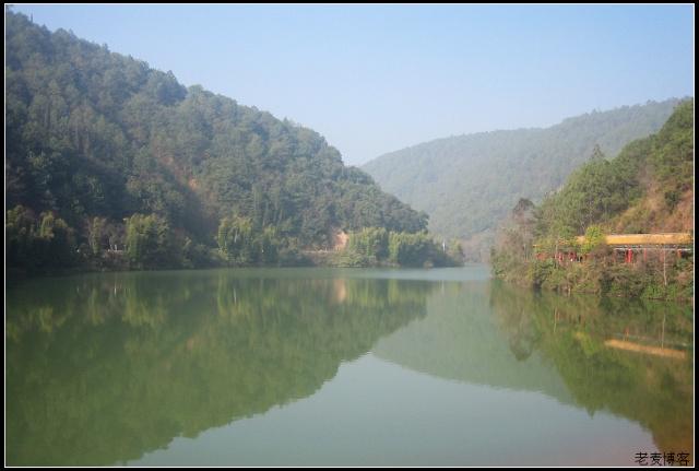 通海家乡风景图片
