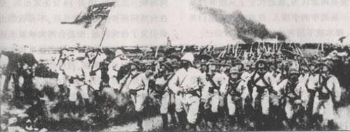 英法火烧圆明园的历史真相图片