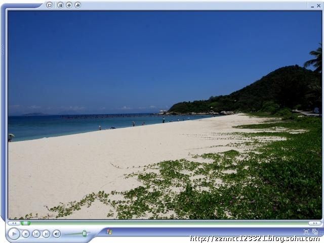 蜈支洲岛导览图
