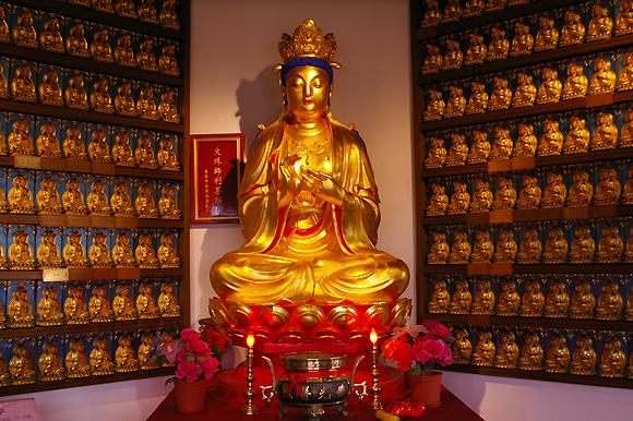 上海七宝古镇七宝教寺之七宝琉璃玲珑塔【图文】