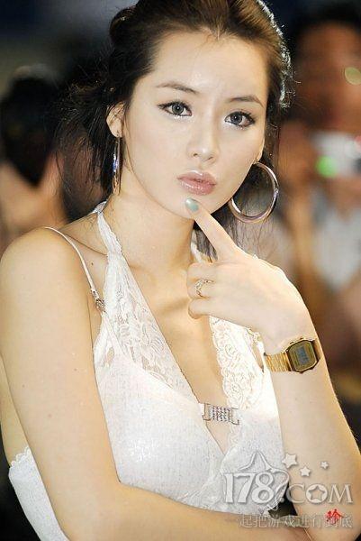 日本第一车模是谁_韩国第一车模---林智慧-性感女模特-搜狐博客