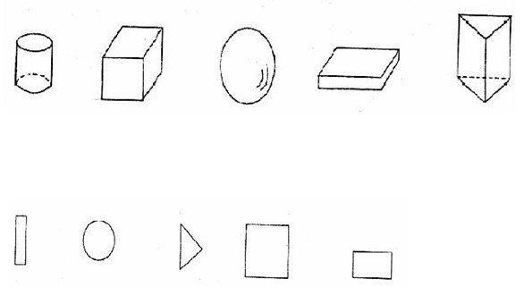 画三角形,正方形