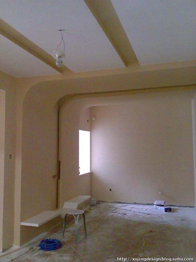 奶茶色墙面装修效果图