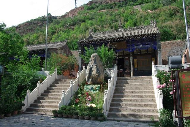 行摄西部之旅 六 西宁北禅寺