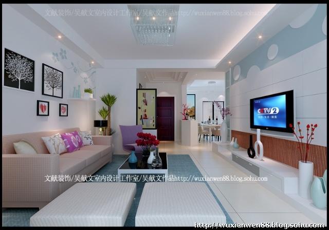 客厅与卧室双开单控接线图