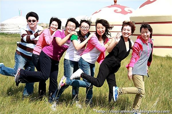 草原上的创意团队-paris-搜狐博客图片