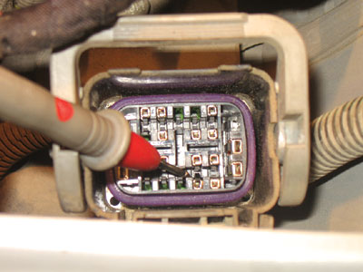 老凯越水温传感器电路图