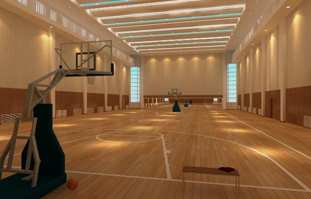 篮球馆-水寒轩室内设计工作室-搜狐博客