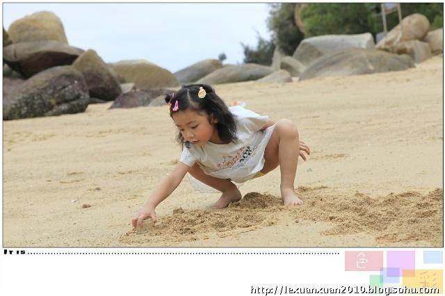 岛上的时光——看海-乐瑄瑄-我的搜狐