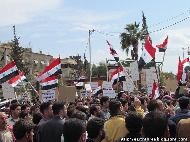 叙利亚危机的背后争锋相对的燃气管道政治博弈