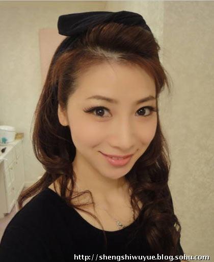 日本43岁美女! 健康美容时尚