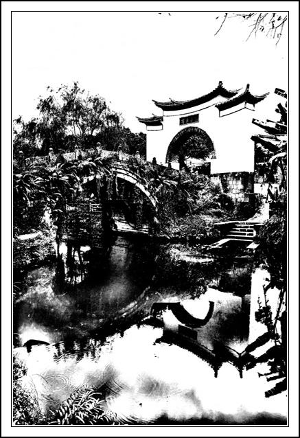 黑白木刻版画素材-和顺素描 2011年9月下旬 云南腾冲
