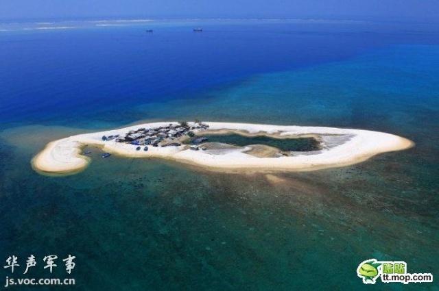 西沙群岛,漂亮得让人心碎,中国海军要守住啊