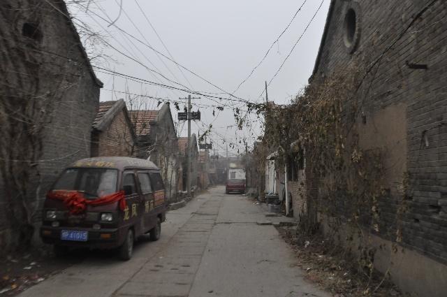 陈州回族街道风景