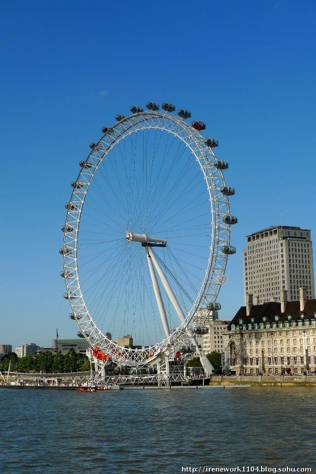 我的梦想之旅- - 伦敦初印象