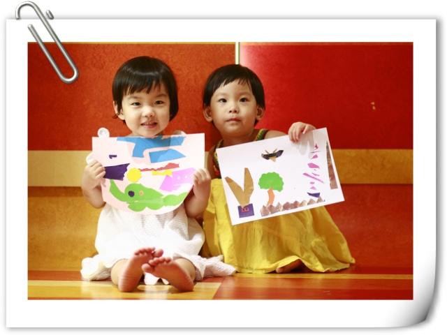幼儿园火柴粘贴画运动图片