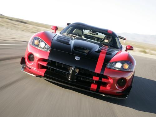 道奇Viper-进化源于自然 汽车 动物园 盘点高清图片