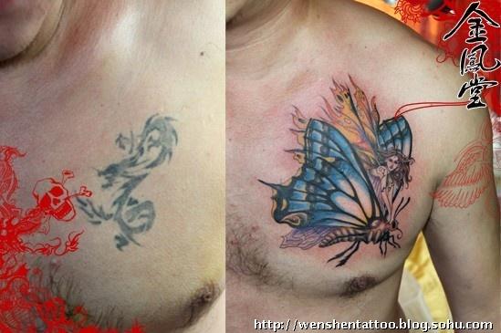 纹手指上的字母纹身图片大全 图腾龙刺青 字母纹身 手指上高清图片