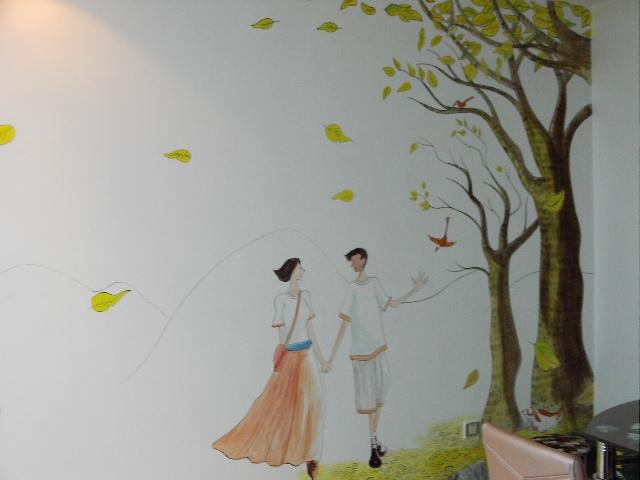 香手绘墙工作室