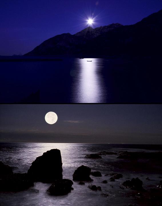中秋夜,赏月地,最美的风景