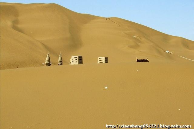 界——记库木塔格沙漠