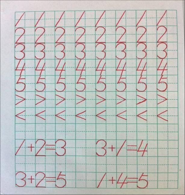 新年好口风琴谱子-1、先让孩子在田格纸的上方空白处写上姓名.   2、请家长们根据此内