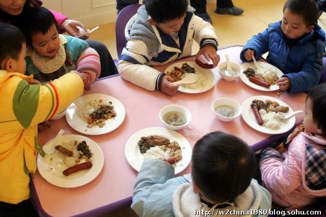实拍:长沙收费最贵的幼儿园(图)