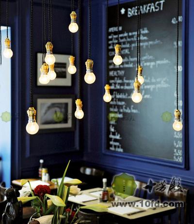 欧式 餐厅 效果 图 黑板 报 不 仅 是 小