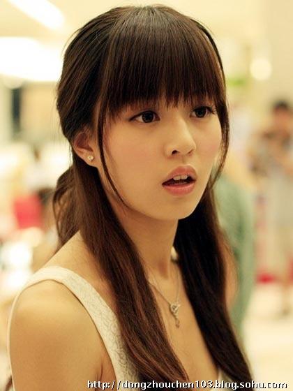 2011年中国高校十大美女校花新鲜出炉图 对酒当歌