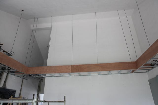 异形石膏板吊顶效果图
