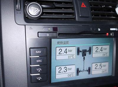 对比铁将军胎压监测报警器看免电池胎压监测系统原理