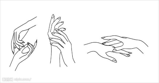 【cdr】美丽荷花池-工笔画