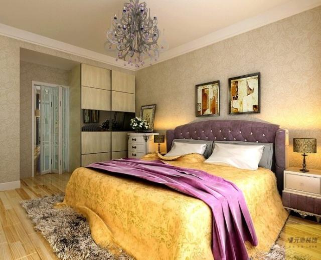 130平米卧室装修效果图